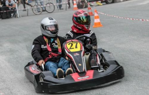 PHS karting