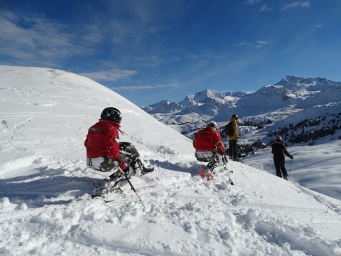 Ski alpin PHS