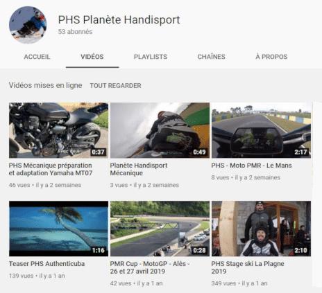 Videos de PHS