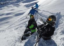 Photos de ski alpin de PHS