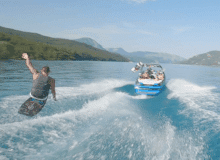 Photos de ski nautique et wakeboard de PHS