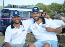 Photos de compétitions de wakeboard de PHS