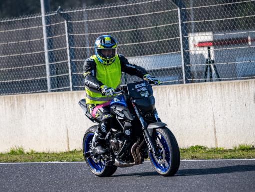 Moto handisport